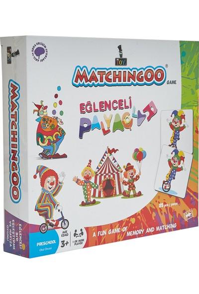 Mr. Toy Matchıngoo Eşleme Ve Hafıza Oyunu ( Eğlenceli Palyoçolar )