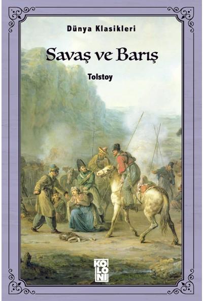 Savaş ve Barış - Lev Tolstoy