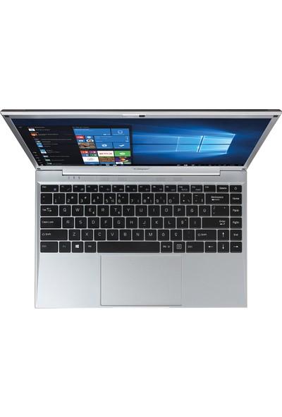 """Casper Nirvana C350.4000-4C00X Intel Celeron N4000 4GB 120GB SSD Freedos 14"""" Taşınabilir Bilgisayar"""