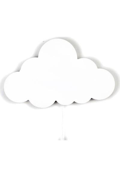 Bebenis Bulut Lamba - Beyaz