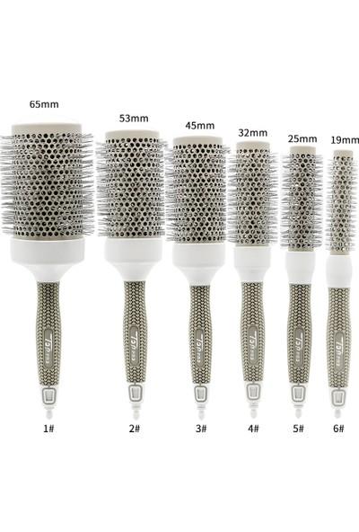 Land Of Myth - LOM1150 Nano Teknoloji Seramik+İyonik, Termal Fön Saç Fırçası, Antistatik