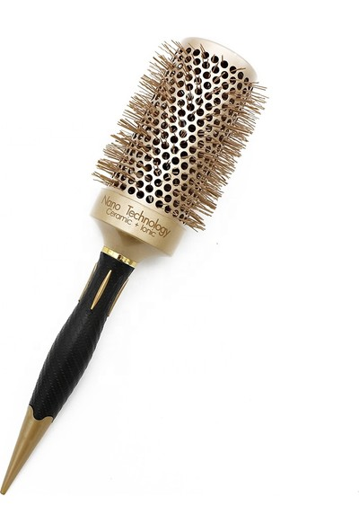 Land Of Myth - LOM1160 Nano Teknoloji Seramik+İyonik, Termal Fön Saç Fırçası, Antistatik