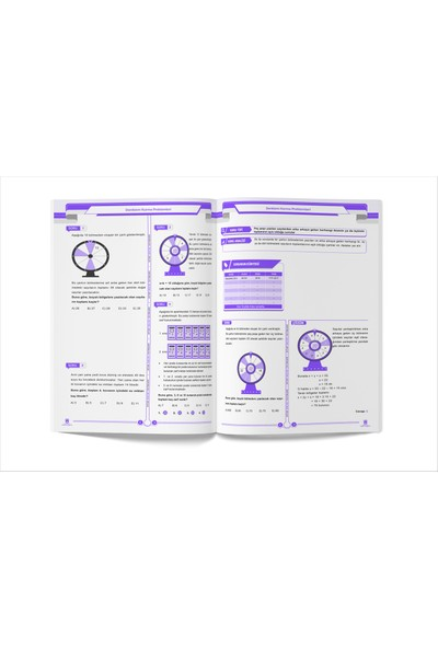 Kitap Mucidi Yayınları Matematiğin Mucidi 2020 Problemler Soru Bankası
