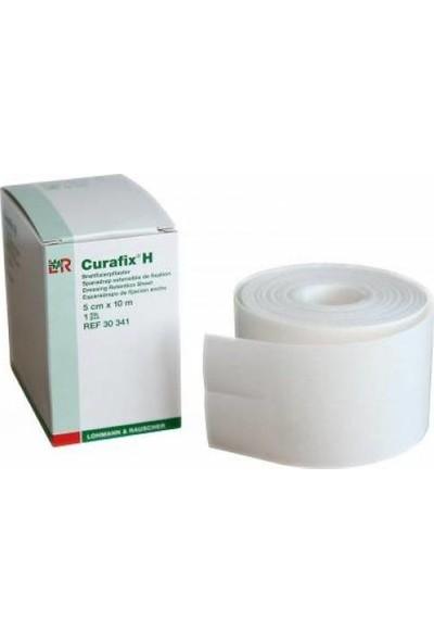 Curafix - 5 cm x 10 m - Tıbbi Esnek Fix Flaster - Lohmann Rauscher - 4 Adet