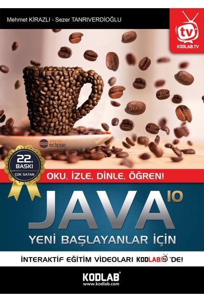 Yeni Başlayanlar İçin Java 10 - Sezer Tanrıverdioğlu