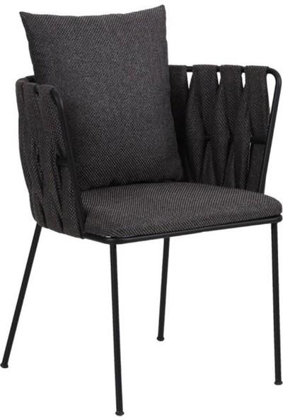 Sandalye Online Rope Yemek Masası Sandalyesi