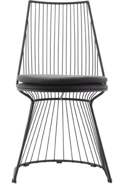 Sandalye Online Ladre Yemek Masası Sandalyesi