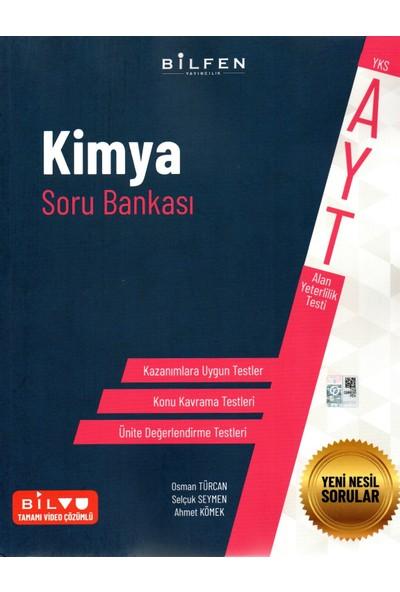 Bilfen Yayınları AYT Kimya Soru Bankası