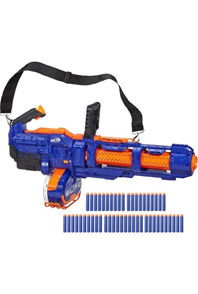 Hasbro Nerf Elite Titan Cs-50