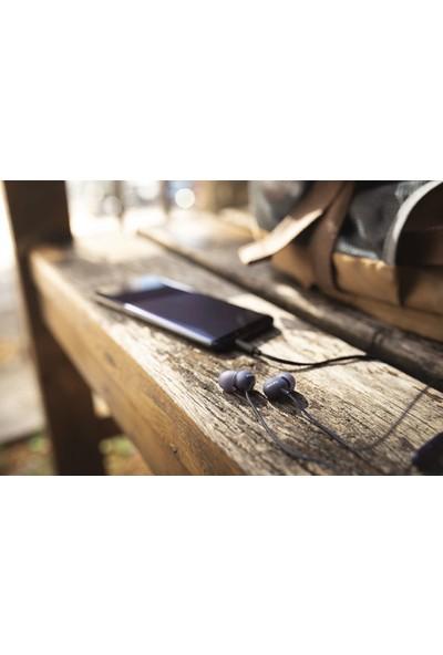Philips SHE2305BK Kablolu Kulak İçi Mikrofonlu Kulaklık – Siyah