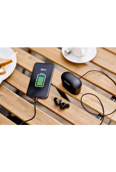 Philips Shb2515BK Upbeat Kablosuz Kulakiçi Bluetooth Kulaklık Siyah