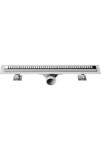 Say Çelik Parlak Carmine 50 cm 1mm 304 Kalite Paslanmaz Çelik Izgara