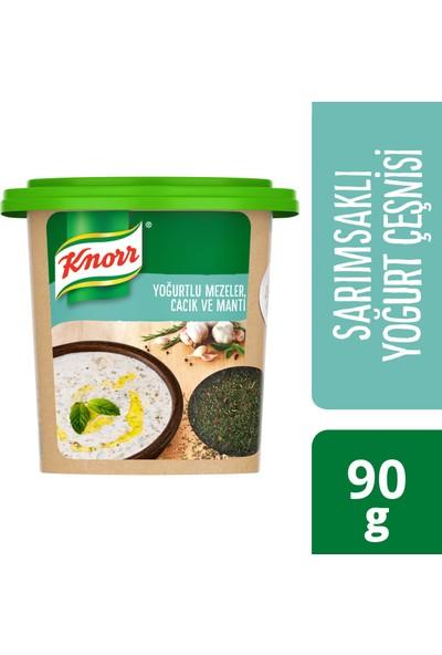 Knorr Sarımsaklı Yoğurt Çeşnisi 90 gr