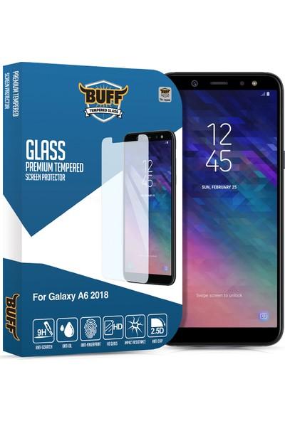 Buff Samsung Galaxy A6 2018 Glass Ekran Koruyucu