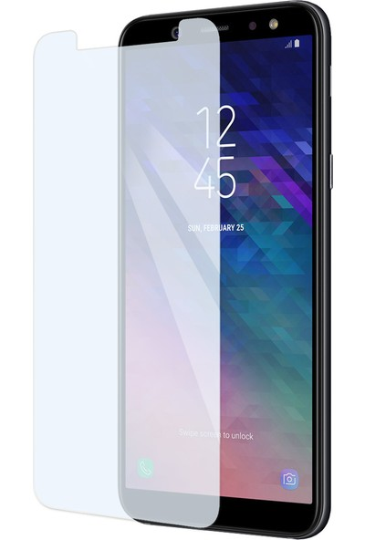 Buff Samsung Galaxy A6 Plus 2018 Glass Ekran Koruyucu