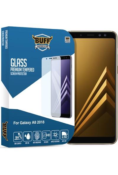Buff Samsung Galaxy A8 2018 Glass Ekran Koruyucu