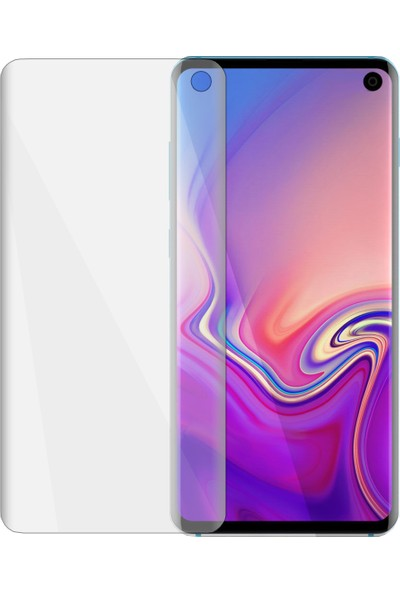 Buff Samsung Galaxy S10 3D Ekran Koruyucu