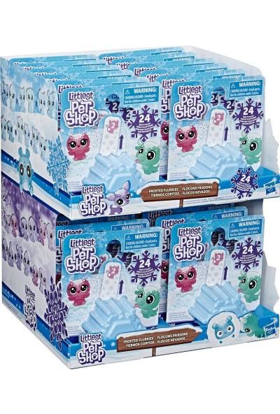 Hasbro Littlest Pet Shop Buzul Miniş Koleksiyonu Iyi Dostlar E5482