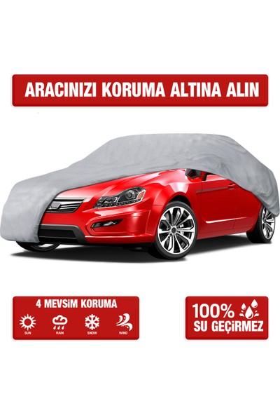 CarStore Renault Clio 3 Hb Araç Brandası Oto Branda - Gri