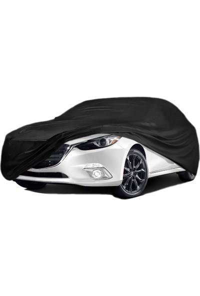 CarStore Seat Leon Araç Brandası Oto Branda - Siyah (2012 2019)