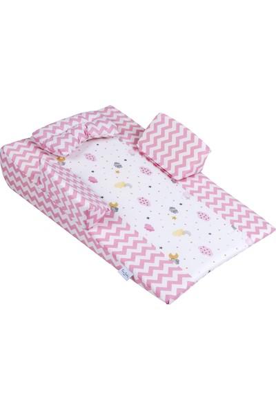 Pierre Cardin Bebek Reflü Yastığı - Pembe