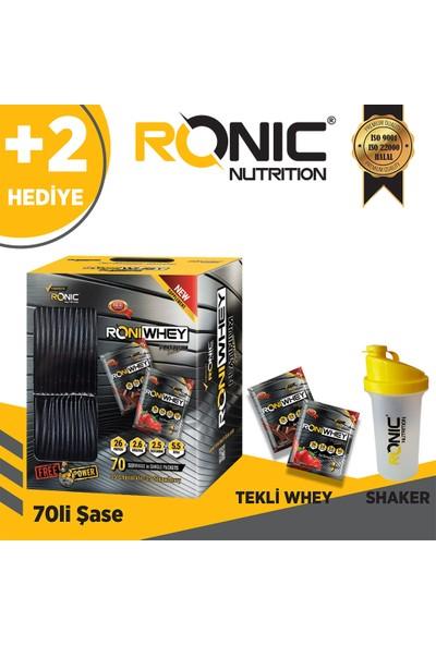 Ronic Nutrition Whey 70'li Şase Protein Tozu