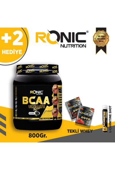 Ronic Nutrition Bcaa 800 gr
