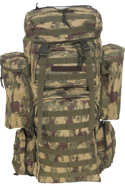 Vogel Tactical Tsk 100+10 Litre Operasyon Çantası