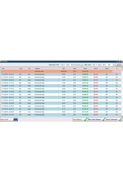 Uht Bilişim Barkodlu Market Satış Programı (Temel Paket)