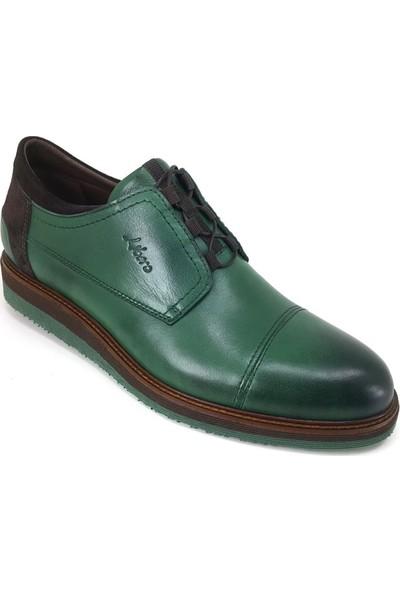 Libero 2646 Günlük Erkek Ayakkabı Yeşil