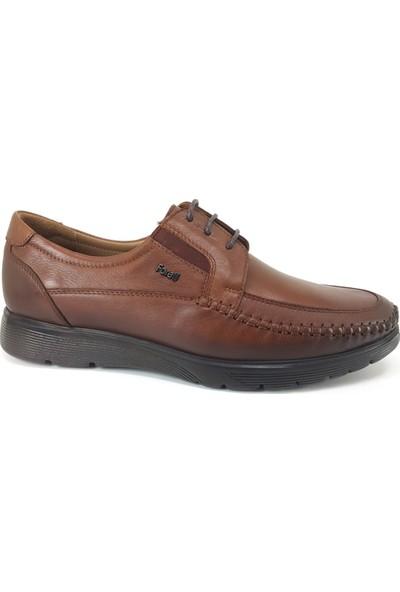 Forelli 40112 Ortopedik Günlük Erkek Ayakkabı Taba