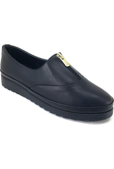 Estile 149 Günlük Kadın Ayakkabı Siyah