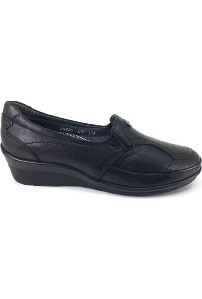 Forelli 26226 Günlük Kadın Ayakkabı Siyah