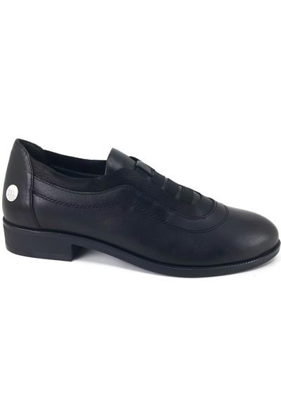Mammamia 215 Günlük Kadın Ayakkabı Siyah