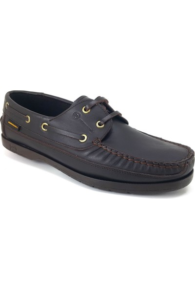 Mammamia 7500 Günlük Erkek Ayakkabı Kahverengi