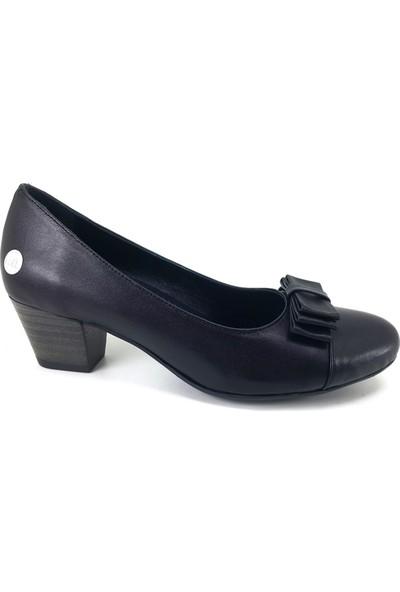 Mammamia 775 Günlük Kadın Ayakkabı Siyah