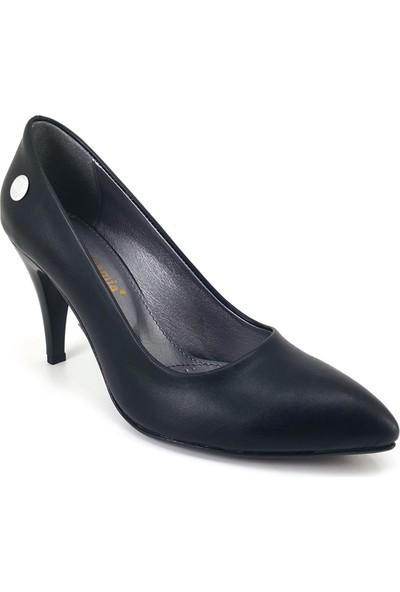 Mammamia 830 Günlük Kadın Ayakkabı Siyah