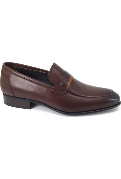 Marcomen 6026 Küçük Numara Erkek Ayakkabı Kahverengi