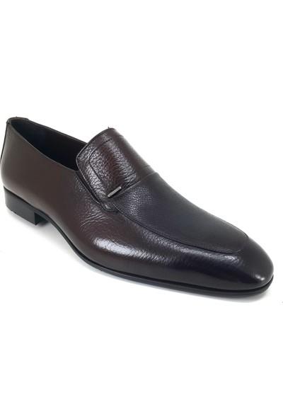 Oskar 2301 Günlük Kösele Erkek Ayakkabı Kahverengi