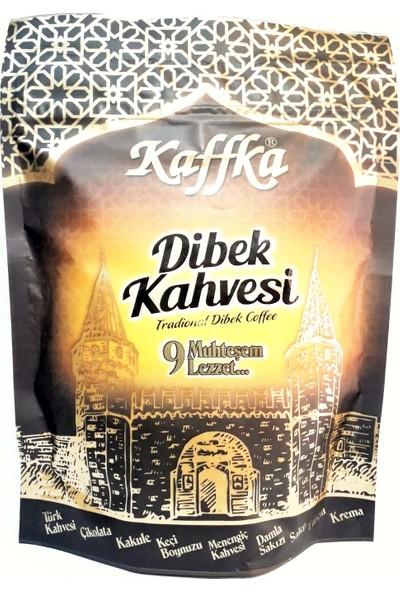 Şekeroğlu Kaffka Dibek Kahvesi 200 gr 9 Karışımlı