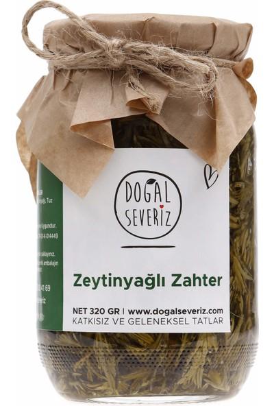 Doğal Severiz Zeytinyağlı Zahter Gurme 320 gr