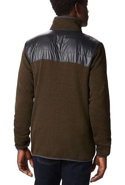 Columbia AJ0271-319 Canyon Point Sweater Fleece Full Zip Erkek Polar