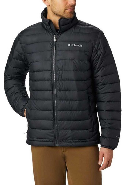 Columbia WO1111-012 Powder Lite Jacket Erkek Mont