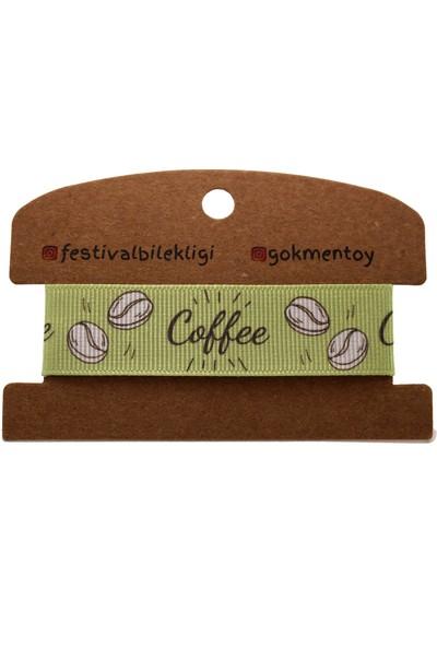 Gokmentoy Kahve Coffee Festival Bilekliği