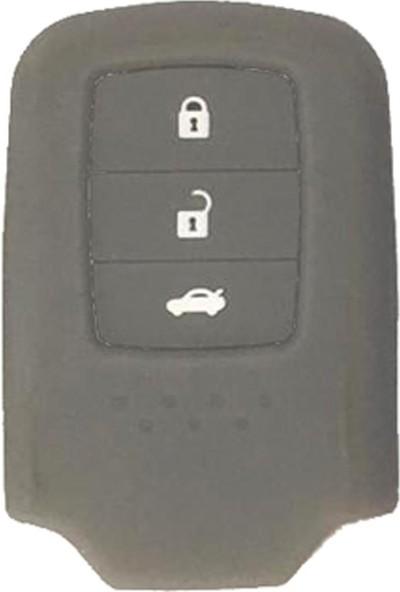 Honda Cıvıc Fc5 Executive Silikon Anahtar Kumanda Kılıfı Kabı