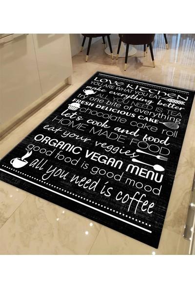 MarkaEv Kitchen 61 Mutfak Halısı 80*150CM