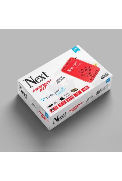 Next Kanky Full Hd 2019 Yeni Uydu Alıcı + Wifi Aparatı