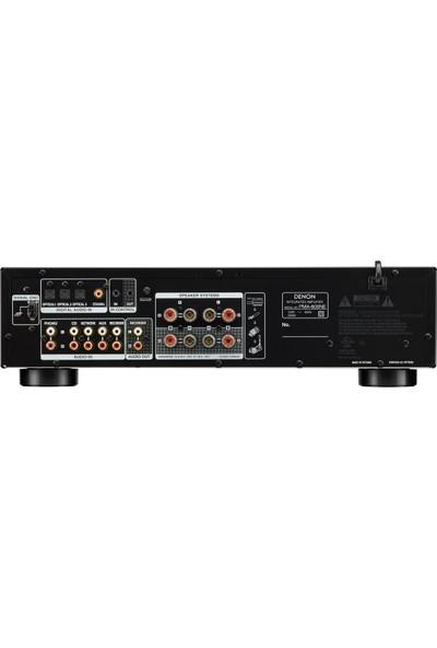 Denon PMA-1600NE - Black Stereo Amplifier