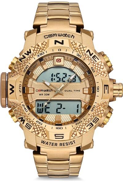 Comwatch 1805G-GGGGG Erkek Kol Saati