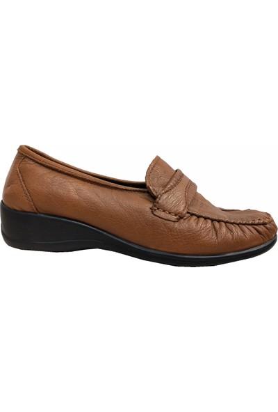 Glove Alçak Dolgu Topuklu Kadın Ayakkabı